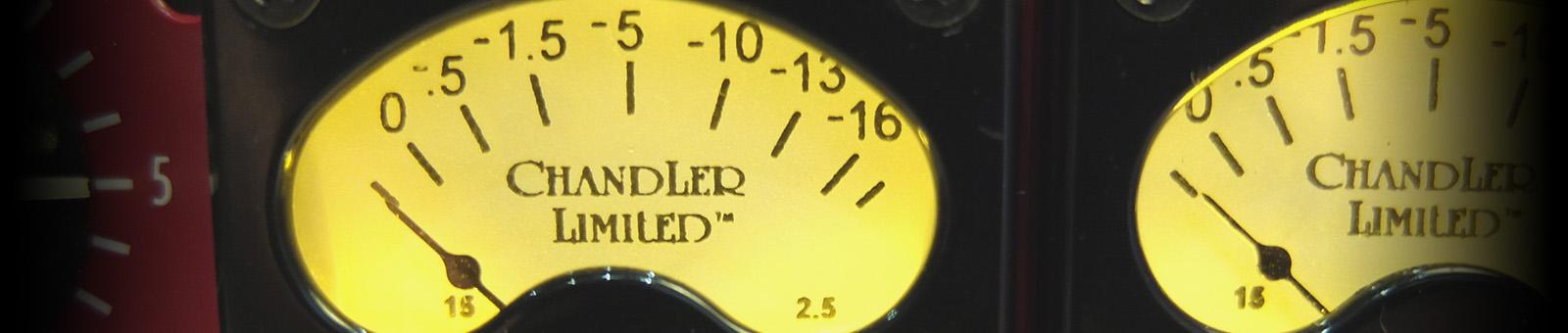 Chandler VU Meter