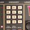 rack audio unit buttons