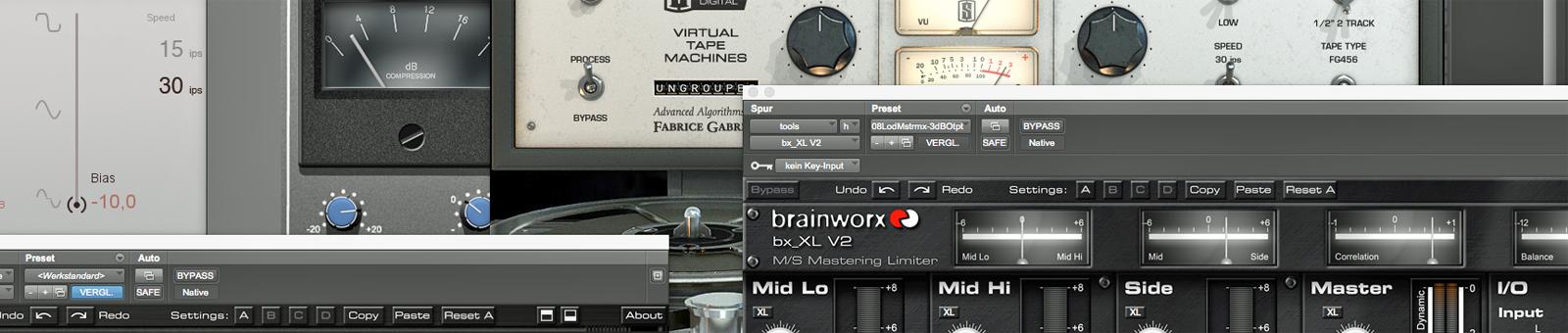 mastering plugins